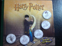 Harry Potter Reel Coinz By The Royal Canadian Mint [All for $95]