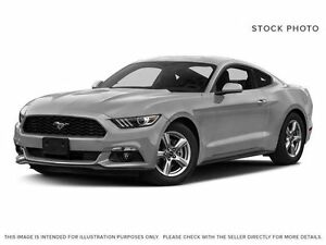 2017 Ford Mustang EcoBoost Coupe, Automatic w/paddle shifters