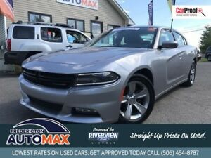 2015 Dodge Charger SXT! Alloys! BEST PRICE IN THE MARITIMES!