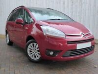 Citroen C4 Grand Picasso 2.0 HDI VTR+ EGS 16v ....Fabulous Specification Diesel Auto 7 Seater MPV