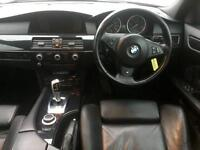 2007 BMW 5 SERIES 3.0 535D M SPORT 4D AUTO DIESEL