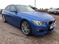 2015 BMW 3 SERIES 3.0 330D XDRIVE M SPORT 4D AUTO 255 BHP DIESEL
