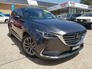 2016 Mazda CX-9 MY16 Azami (fwd) Grey 6 Speed Automatic Wagon Belconnen Belconnen Area Preview