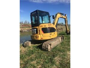 Cat 305C CR Mini Excavator