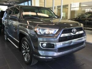 2017 Toyota 4Runner LIMITED, NAVI, 7 SEATER, 4WD