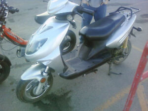 Scooter Stolen -- Contact me if you see it around Red Deer