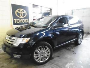 2009 FORD EDGE LIMITED EDITION **AWD** **PANORAMIC ROOF**