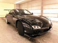 1998 Mazda RX-7 TYPE RB BATHURST X  in excellent condition