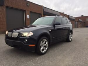 2010 BMW X3 AWD Automatique 3.0LCuir.Toit panoramique