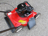 Lawnmower lawn mower Sale, all sizes, 16 different lawnmowers