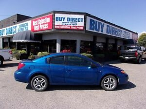 2003 Saturn Ion 3 Uplevel 4dr Coupe