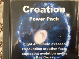 CREATION POWER PACK by Rev. Ray Cross