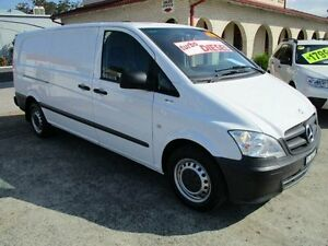 2013 Mercedes-Benz Vito MY11 113CDI LWB White 5 Speed Automatic Van South Nowra Nowra-Bomaderry Preview