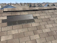 Beautiful day to fix your roof -ALL NEEDS ROOFING