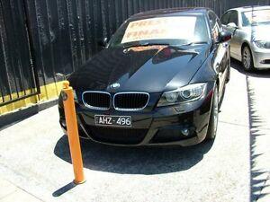 2009 BMW 320i E90 MY09 Executive 6 Speed Steptronic Sedan Coburg North Moreland Area Preview