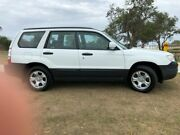 2006 Subaru Forester 79V MY06 X AWD White 4 Speed Automatic Wagon Tugun Gold Coast South Preview
