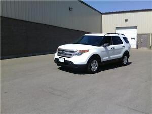 2013 Ford Explorer, 4wd, 7pass, WE can finance YOU!!! Edmonton Edmonton Area image 2