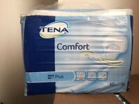 Incontinence Pads - TENA Comfort (46 Pack)