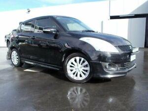 2012 Suzuki Swift FZ GLX 5 Speed Manual Hatchback Bunbury Bunbury Area Preview