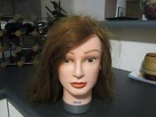 DATELINE HAIRDRESSING PRACTICE MANNEQUIN HATSTAND WIG HEAD North Haven Port Adelaide Area Preview