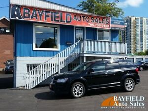 2014 Dodge Journey R/T AWD **7 Pass/Leather/Roof/Nav/DVD**