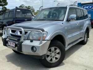 2003 Mitsubishi Pajero NP Exceed 5 Speed Sports Automatic Wagon Greenslopes Brisbane South West Preview