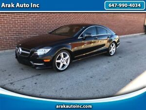 2012 Mercedes-Benz CLS-Class CLS550 4MATIC No Accident
