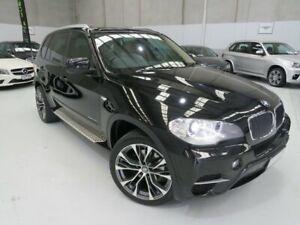 2011 BMW X5 E70 MY11 xDrive30d Steptronic Azurite Black 8 Speed Sports Automatic Wagon Seaford Frankston Area Preview