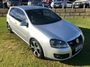 2006 Volkswagen Golf V GTi Silver 6 Speed Manual Hatchback