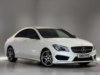 2014 MERCEDES-BENZ CLA CLASS DIESEL COUPE
