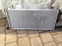 MGF Aluminium Radiator