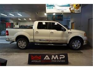 2006 Lincoln Mark LT 4x4 Super Clean Leather Chrome 1 owner.
