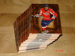 Cartes de hockey Artifacts de UD, 2008-09