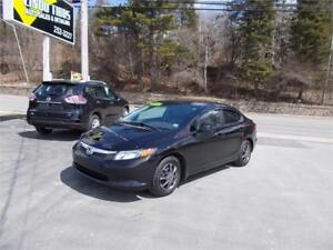 2012 Honda Civic Sdn LX.... REDUCED TO SELL!!!!
