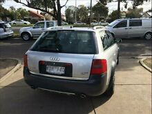 2001 Audi Allroad Quattro C5 C5 5 Speed Tiptronic Wagon Brooklyn Brimbank Area Preview