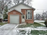Beautiful 3 bdrm,1.5 bath home in desirable Central/East Windsor