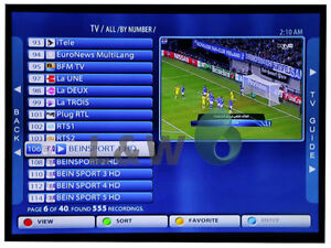IPTV Programming Android Google TV or Mag Box