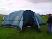 **10 man tent Bundle**
