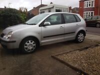 Volkswagen Polo 1.2SE excellent condition fully serviced from new low mileage one lady owner