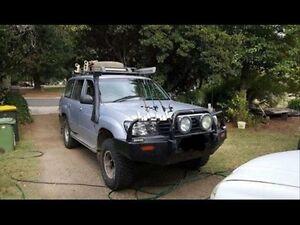 2002 Toyota Landcruiser HZJ105R (4x4) 5 Speed Manual 4x4 Wagon Lilydale Yarra Ranges Preview