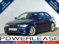 2005 05 BMW 3 SERIES 3.0 330CD SPORT 2D AUTO 202 BHP DIESEL