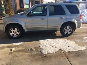 2005 Ford Escape 4WD LIMITED EDITION