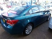2012 Holden Cruze JH MY12 CDX Chlorophyll 6 Speed Automatic Sedan Fyshwick South Canberra Preview
