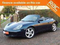 1999 PORSCHE 911 MK 996 3.4 CARRERA CONVERTIBLE TIPTRONIC S CONVERTIBLE HYBRID