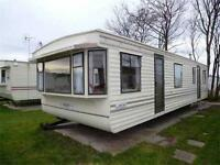 Static caravan for sale 1991 at Church Point, Newbiggin by the Sea