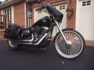 Harley FXDB Dyna Street Bob