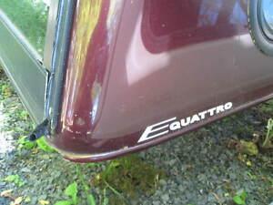 Boite Fibre E Quattro Ford F-150  8 pi.