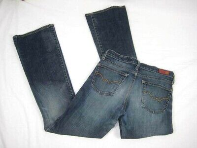 AG Adriano Goldschmied Womens Jeans Size 28 Regular The Angel Blue Bootcut  Adriano Goldschmied Angel Jeans