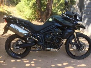 2012 TIGER  800 XC ABS MY2013   Excellent condition Warrandyte Manningham Area Preview