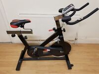 Like New Exercise Bike £70 ONO, collection only - Padded Armrests, Computer, Pulse Sensors